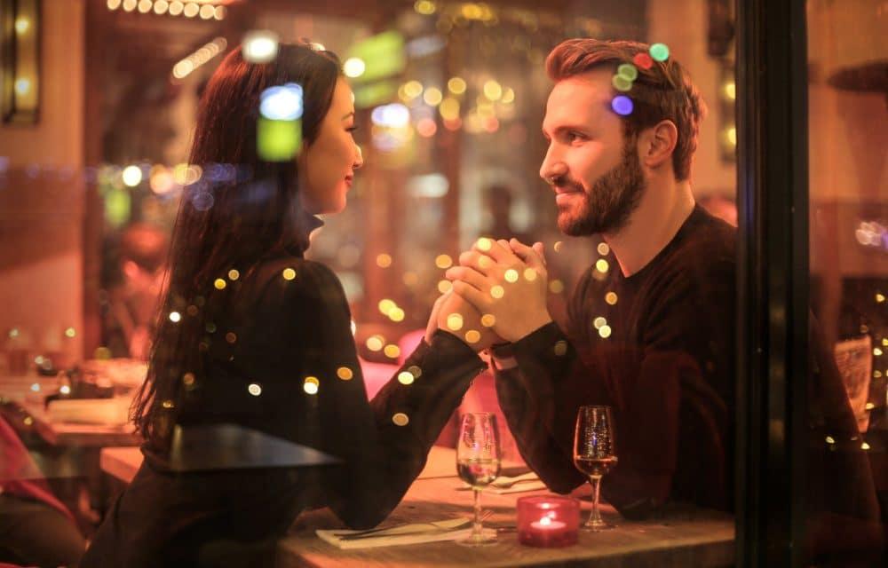 good first date conversation