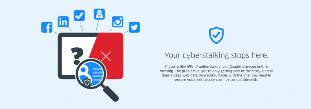 date id cyberstalking