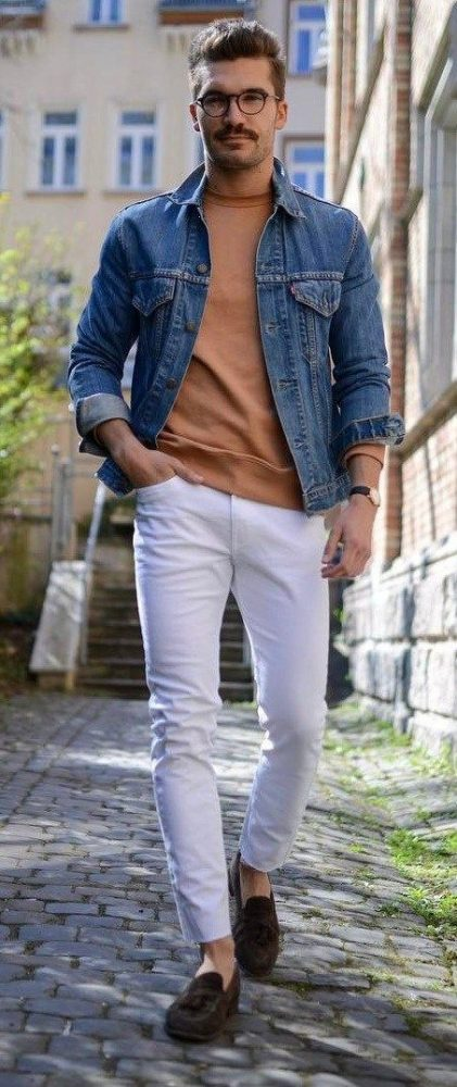 first date outfit for men