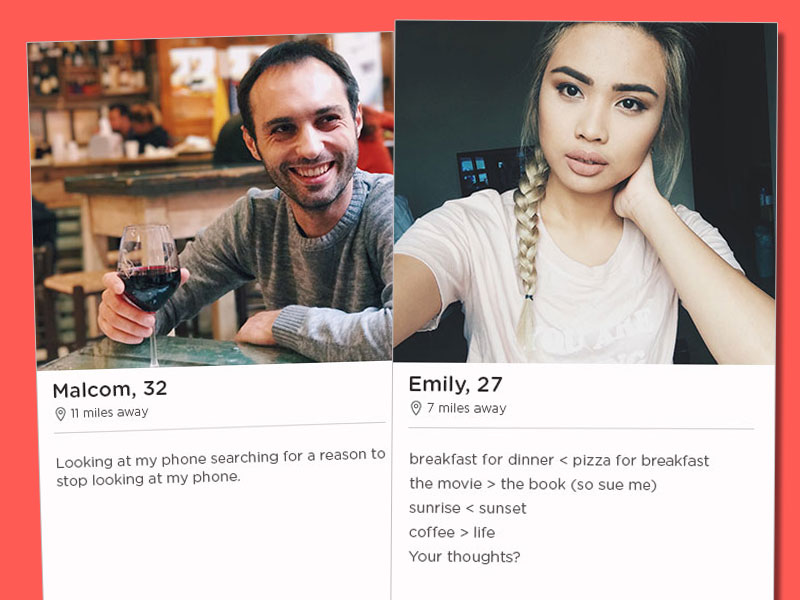 good tinder profile examples