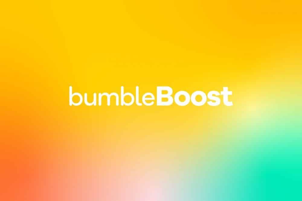 bumble boost logo