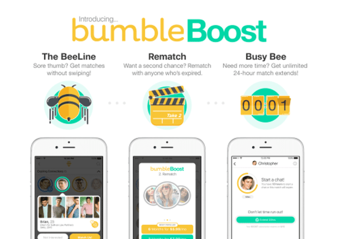 benefits of bumble boost