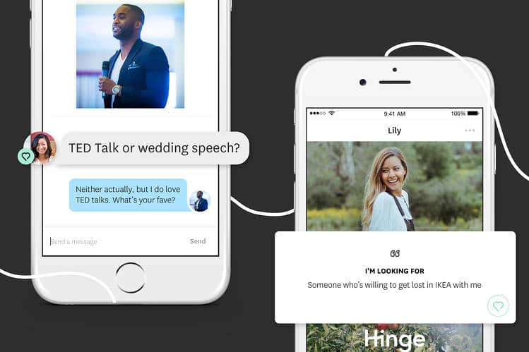9 Reasons Hinge Works Better than Tinder and Bumble in 2021